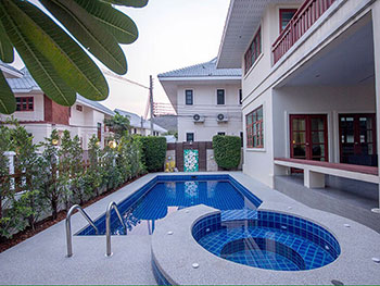 Villa de Green Hill Huahin