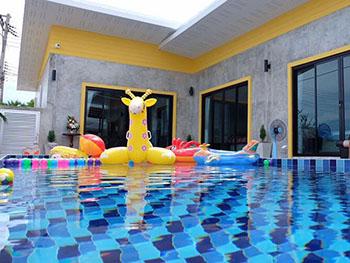 Baan Namtarn Pool Villa HuaHin