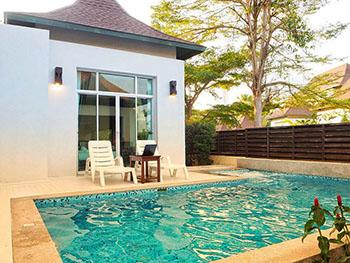 Luciano Pool Villa