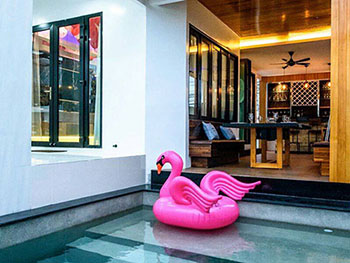 Jubilee Pool Villa Pattaya B