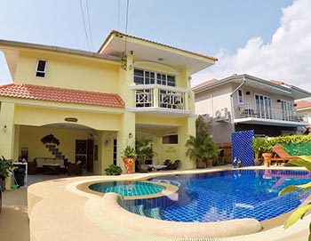 Double V Pool Villa