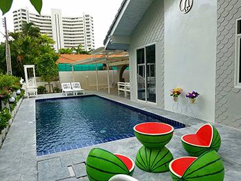 Kose Pool Villa