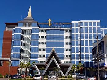 Blu Hotel Nakhon Phanom