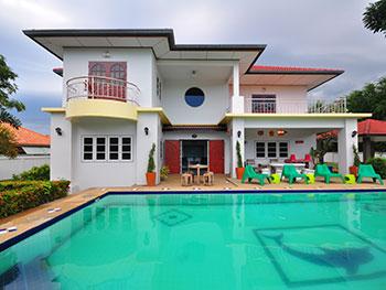 Ixora Pool Villa Hua Hin