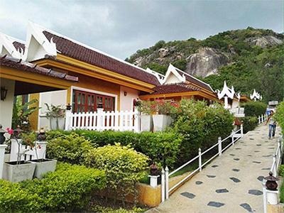 Tista Pool Villa Kao Tao