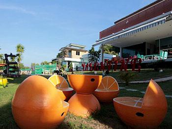 Croton Pool Villa Hua Hin