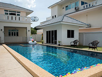 Funny Pool Villa Pattaya