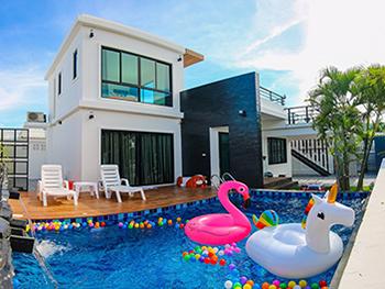 Majic Pool Villa Hua Hin