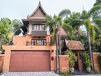 Dharawadi Exclusive Private Pool Villa