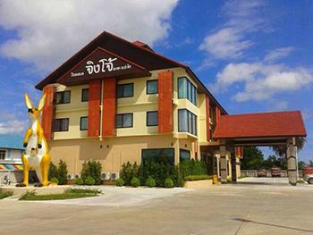 โรงแรม จิงโจ้ ปะทิว