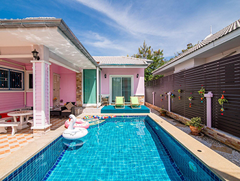 Saviga Pool Villa HuaHin