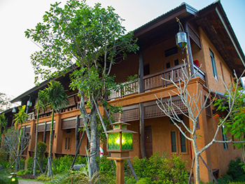 Away Chiang Mai Hot Springs Resort