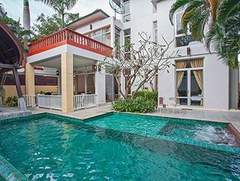 Rustic Gold Villa