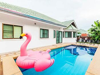 Dreama Pool Villa
