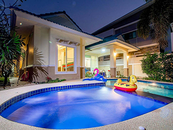 Destiny Pool Villa