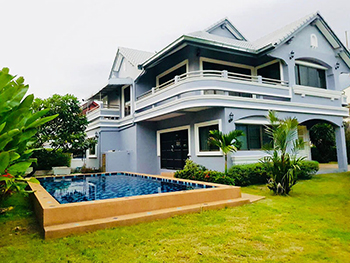 Splendid Pattaya Pool Villa
