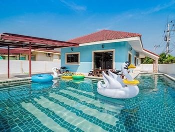 Suksabai Pool Villa
