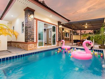 Arada Pool Villa