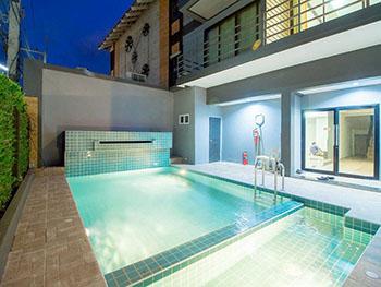 TT Pool Villa Huahin