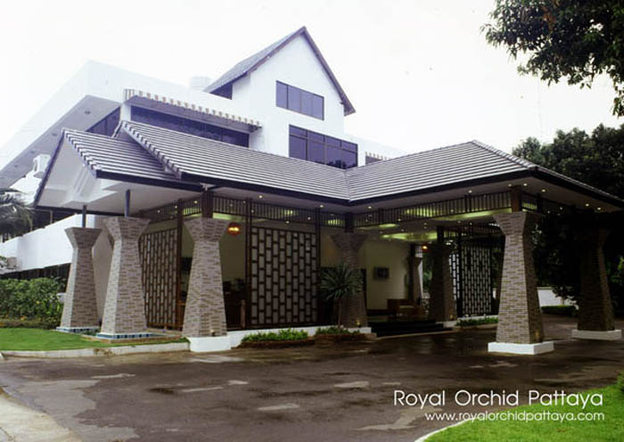 andere hotels in de buurt Royal Orchid Resort Pattaya