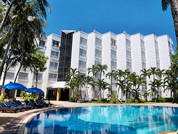 Cholchan Pattaya Resort