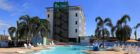 The One Hotel Buangkan Cheap Price