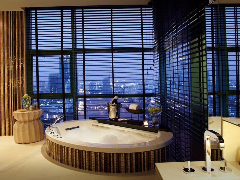 Hotely Chatrium Suites Bangkok