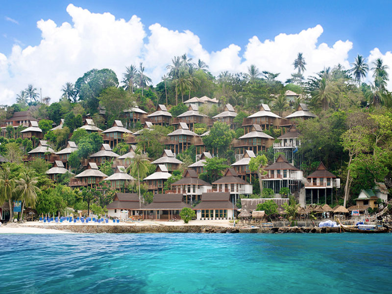 Image Hotel Phi Phi The Beach Resort