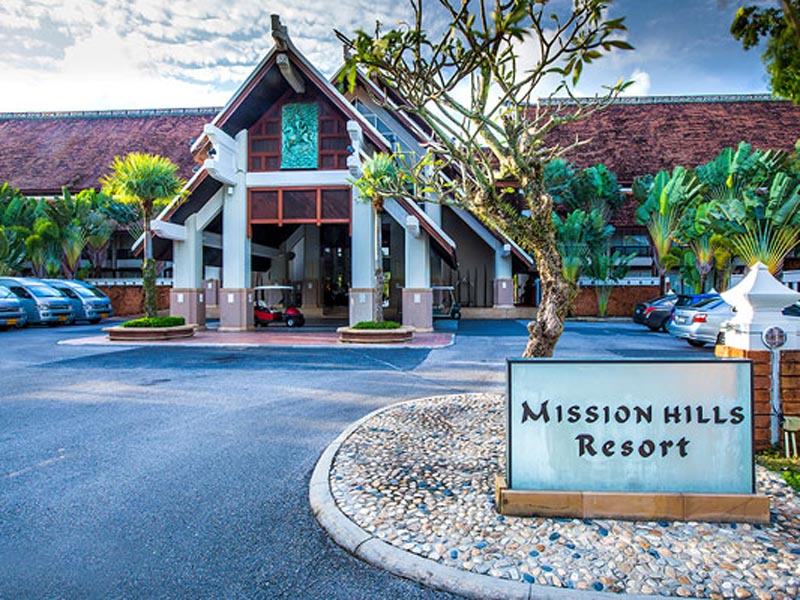 Hotels Nearby Mission Hills Phuket Golf Resort and Spa