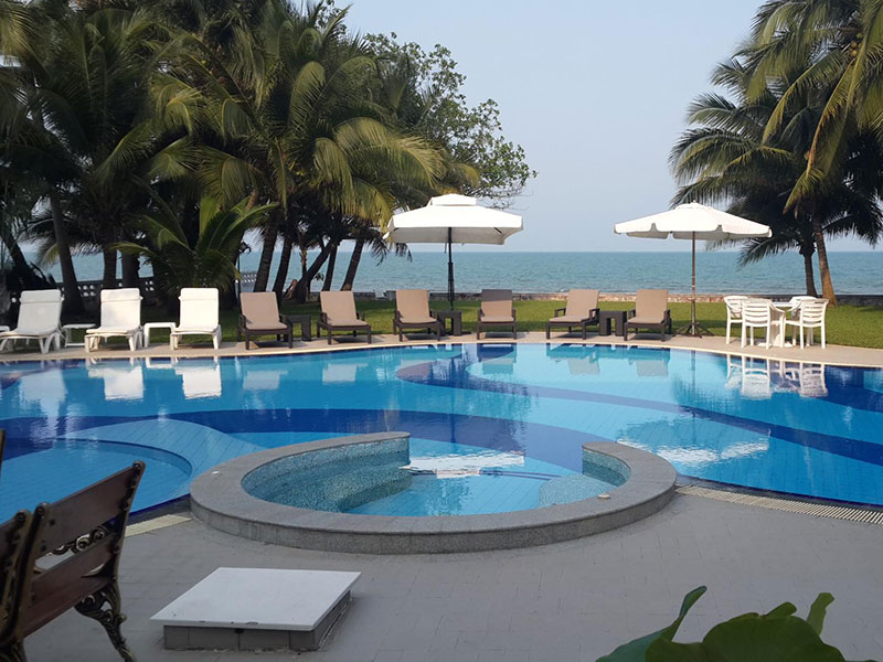 Hotels Nearby Dune Hua HIn