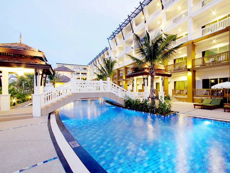 Hotels Nearby Kata Sea Breeze Resort