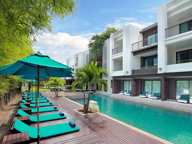 Отель Рядом Best Western Plus Huahin
