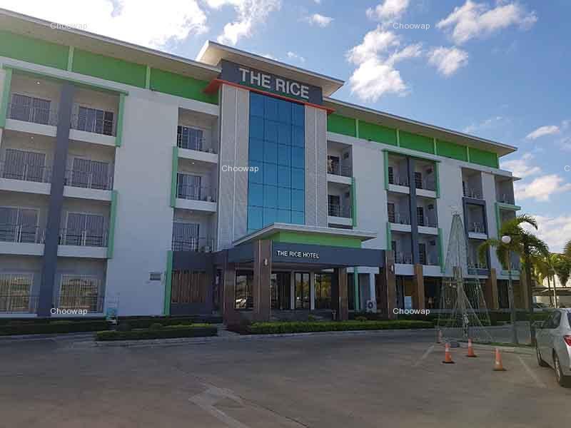 Image Hotel The Rice Hotel Roi Et