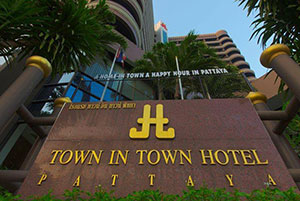 Town in Town Hotel Pattaya