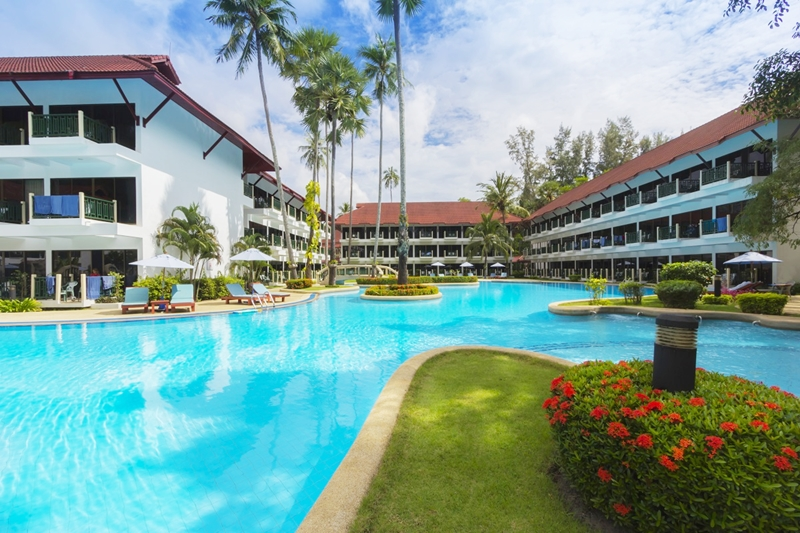 Hotels Nearby Amora Resort Phuket