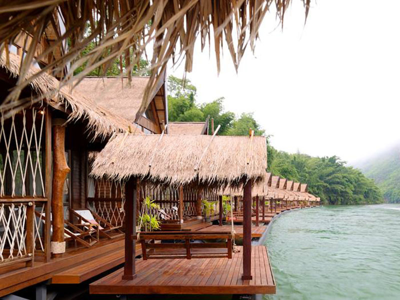 andere hotels in de buurt The Float House River Kwai