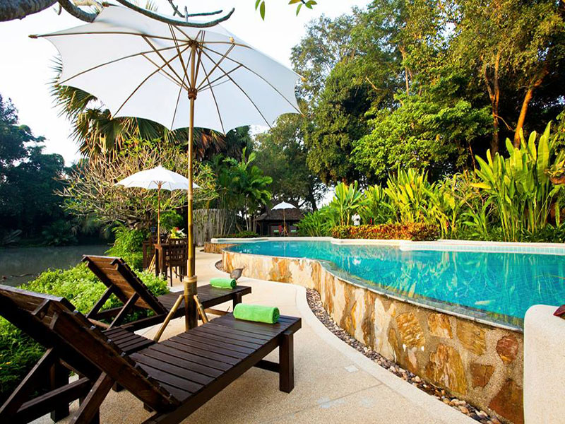 Image Hotel Lampang River Lodge