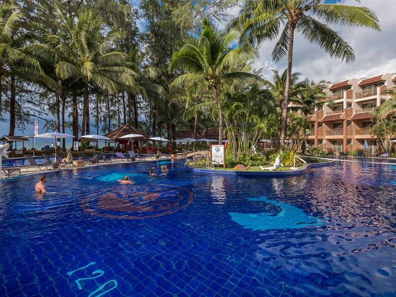Hotels Nearby Best Western Premier Bangtao Beach
