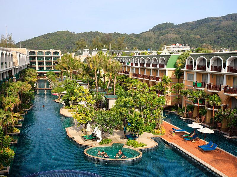 Hotels Nearby Phuket Graceland Resort and Spa