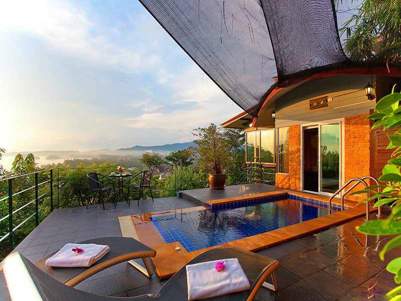 Krabi Sunset Hill Villa