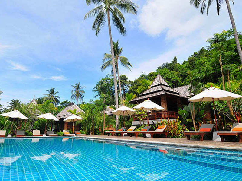 Hotels Nearby Phu Pi Maan Resort & Spa