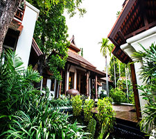 Oasis Baan Saen Doi Spa Resort