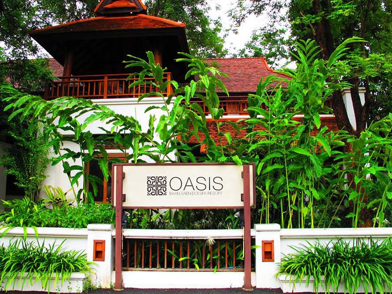 Hotels Nearby Oasis Baan Saen Doi Spa Resort
