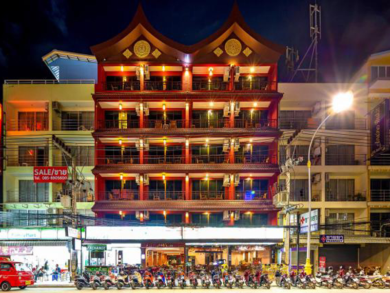 Hotels Nearby Tanawan Phuket