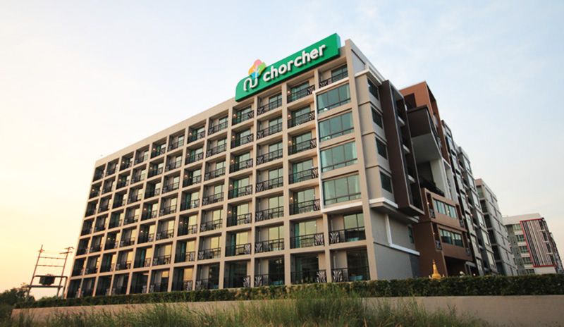 Image Hotel Chor Cher - The Green Residence