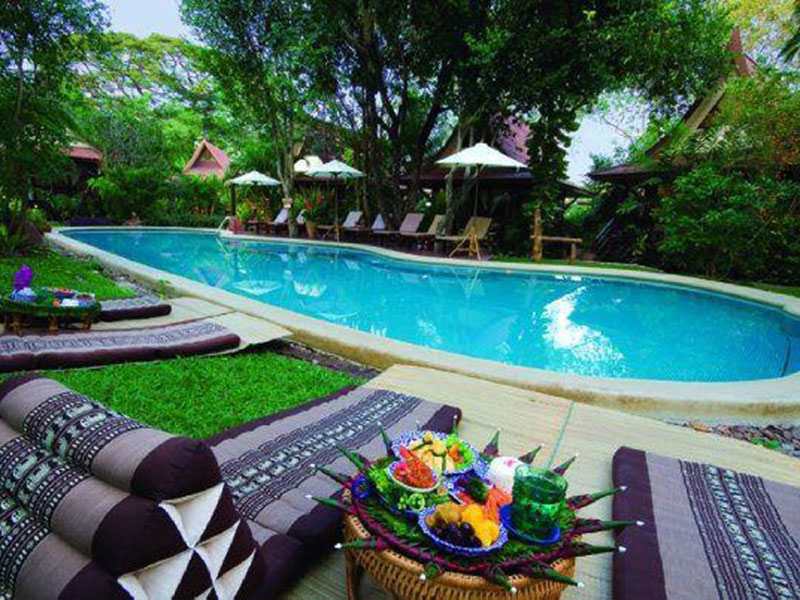 Hotels Nearby Baan Duang Kaew