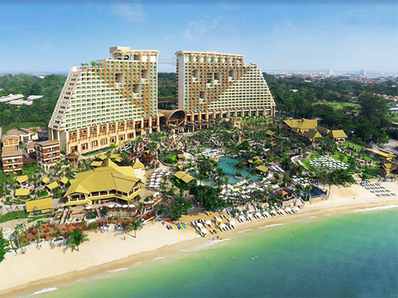 Hotel image Centara Grand Mirage Beach Resort
