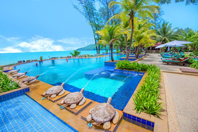Hotels Nearby Khaolak Emerald Resort