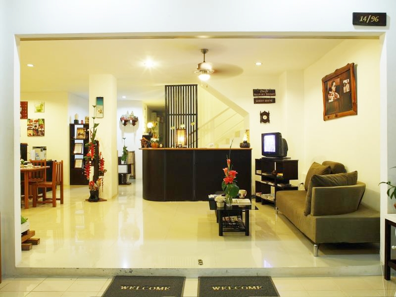 Hotels Nearby Baan Oui Phuket Guest House