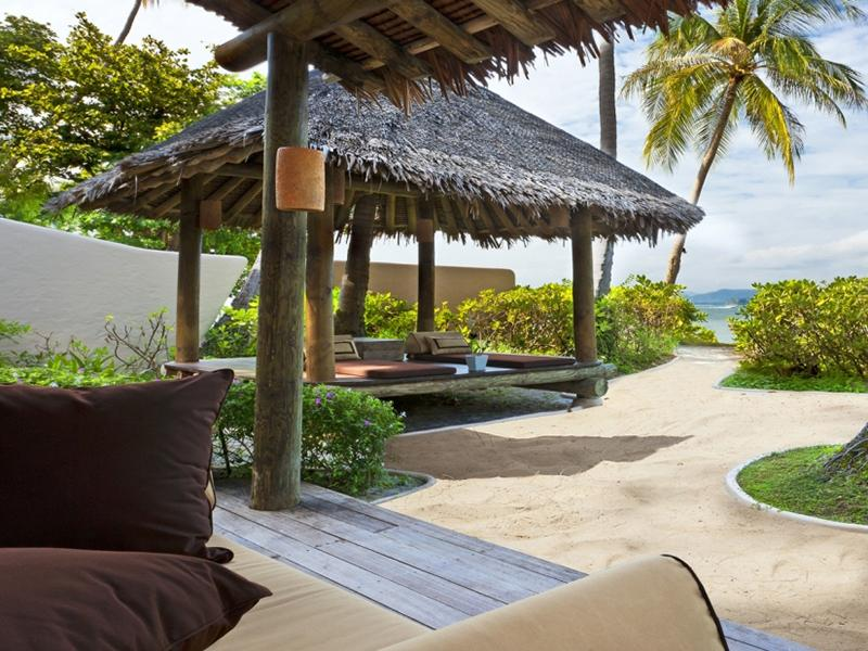 Hotel image The Naka Island A Luxury Collection Resort and Spa